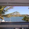 Casa Ensenada Waterfront  Guesthouse, Culebra, PR Harbor View from Grande Unit