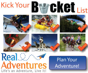 Kick Your Bucket List - RealAdventures
