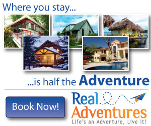 Where you stay is half the adventure - RealAdventures