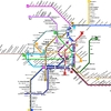Vienna Public Transportation Map Maps Austria