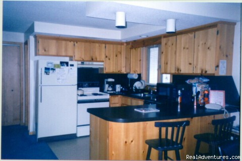 Kitchen - Mt. Snow Chalet