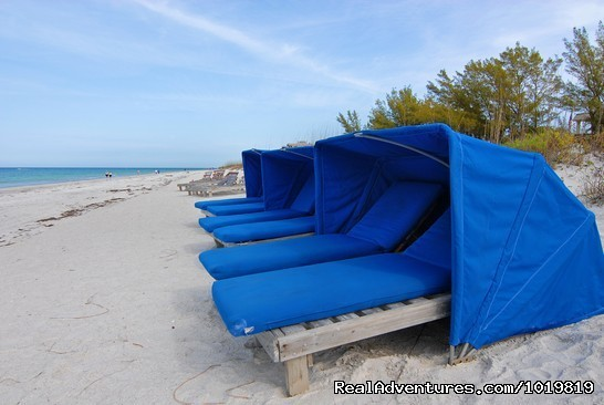 Beach Cabanas - Beach Cottage, Indian Rocks Beach
