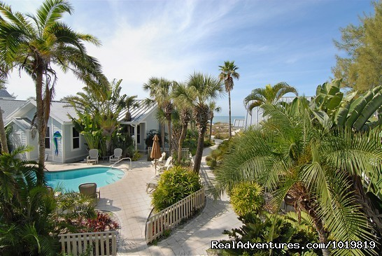 2 BR Suite - Beach Cottage, Indian Rocks Beach