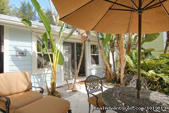 Studio Cottage (#15 of 17) - Beach Cottage, Indian Rocks Beach