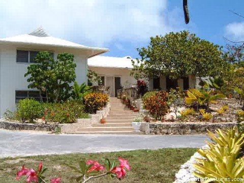Heron Hill House Gorgeous Beachfront Villa Governor's Harbour, Bahamas Vacation Rentals