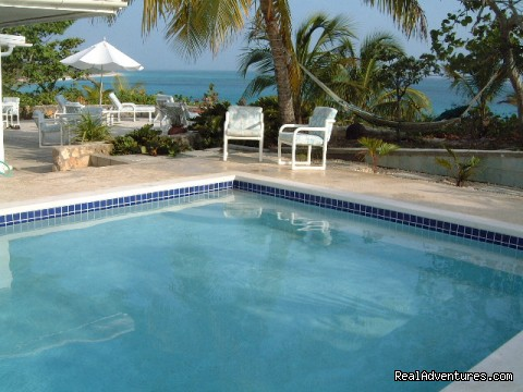 - Heron Hill House Gorgeous Beachfront Villa