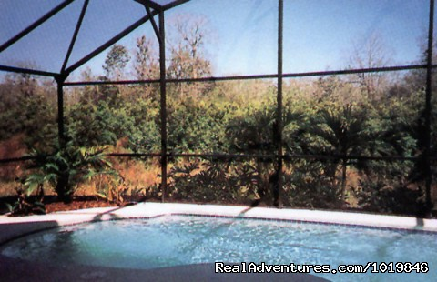 Vacation Rental near Disney Kissimmee, Florida Vacation Rentals