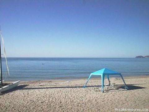 beach - San Carlos Beachfront Condo