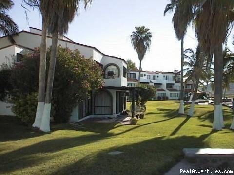 - San Carlos Beachfront Condo