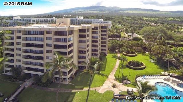 - Polo Beach 2-4 Bd beachfront-Wailea, Makena, Maui