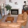 Breckenridge Condominium: Affordable Luxury Rental BreckenrigeCondo.com living room with gas fireplace