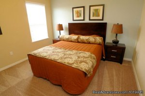 Beautiful 4BR Spa/Game Room - Min. 2 Disney Kissimmee, Florida Vacation Rentals