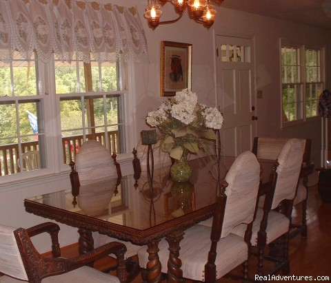 Formal Dining Room - Cedar Hill Ranch