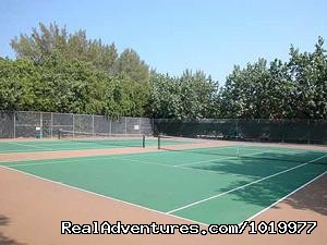 Tennis Courts - Deluxe Private Home at Sunset Captiva, Captiva Isl