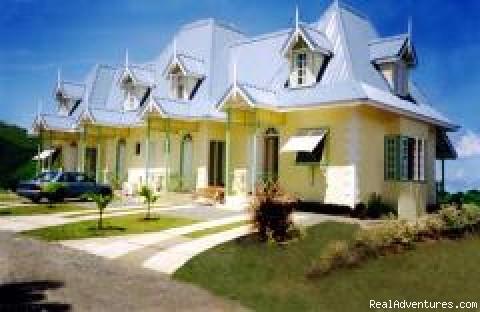 Tobago Villa Rentals Villa Nirvana: Entrance
