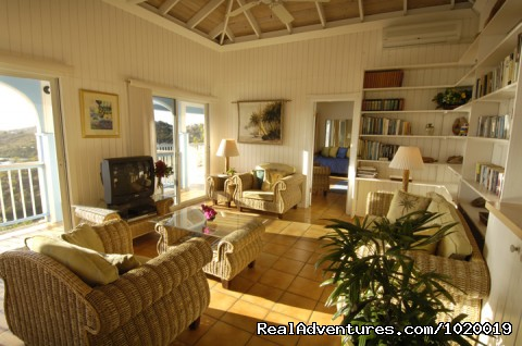 Great Room - Villa Sundance Views are 50% Off This September