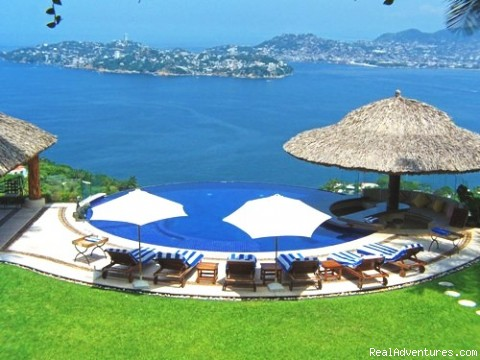Experience your own heaven on earth. - Acapulco Luxury Villa Rentals