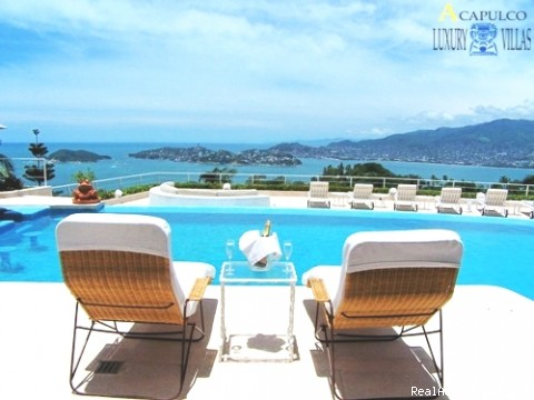 Acapulco Luxury Villa Rentals: Discover the Elegance & Beauty of your new home