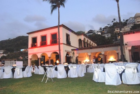 World class facilities for Weddings & Events! - Acapulco Luxury Villa Rentals