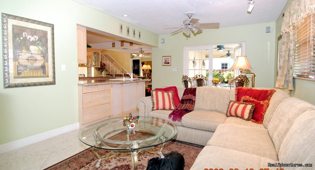 Lauderdale luxury waterfront vacation rental home | Image #7/18 | Florida luxury home rentals