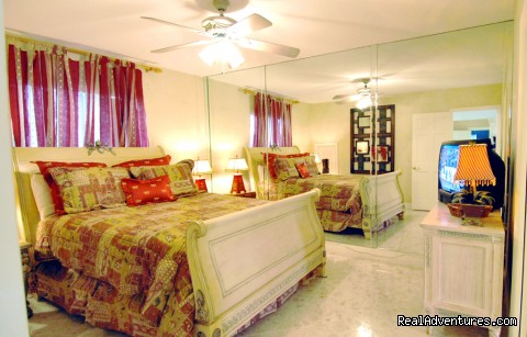 Fort Lauderdale, FL vacation rental home, master suite - Florida luxury home rentals