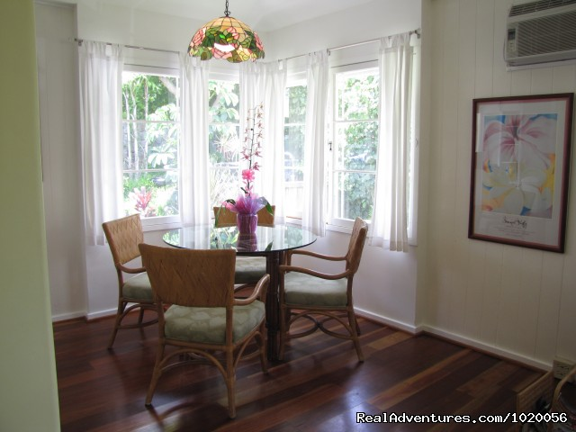 Hula Hale Dining Table - Beach House Hawaii, your Home in Hawaii  Aloha