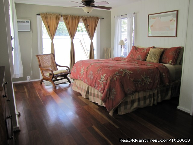 Hula Hale Bedroom - Beach House Hawaii, your Home in Hawaii  Aloha