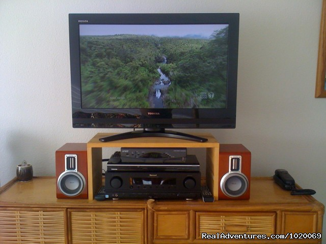 Entertainment System - Kapaa Shore Resort