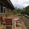 Outdoor lanai seating
