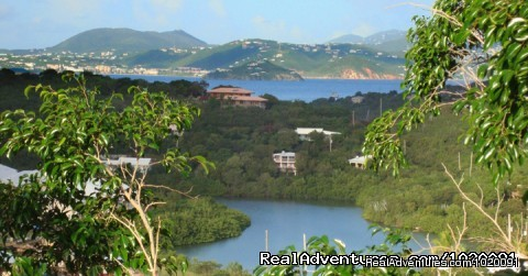 Views from Deck of St. Thomas (#16 of 16) - Aug-Oct 15% Discounts-Charming 2 Bed Villa & Views
