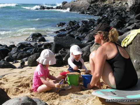Paia Bay, one of Maui's best kept secrets - Huelo Point Lookout...a romantic B&B retreat