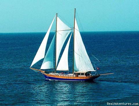 Turkey Sailing Blue Voyages & Blue Cruises Turkish Gulet Ship