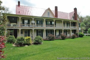 Country hospitality at the Hummingbird Inn Abingdon, Virginia Bed & Breakfasts