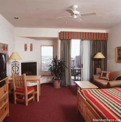 Typical guest room - Southwest Inn at Eagle Mountain (Scottsdale)