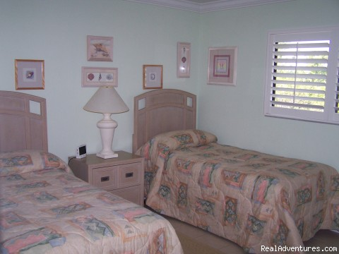 - Sandpiper Beach Rental with Tennis Court & Pool