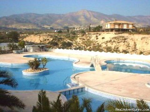 Swimming pool - Spanish Holiday Rentals