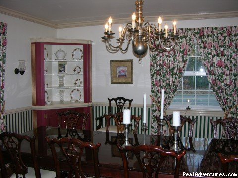 Image #7/10 | Inn at 802, A Williamsburg Bed & Breakfast