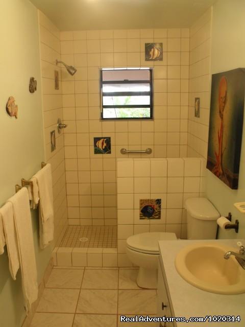 Bathroom (#5 of 12) - Remote island ocean front Villa