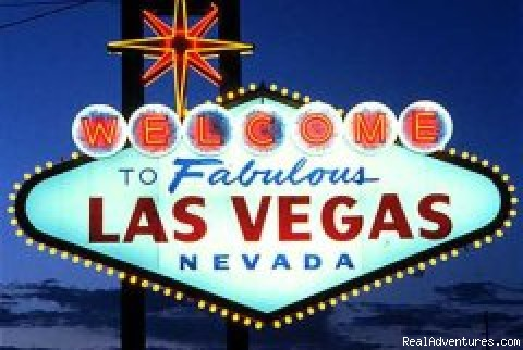 Welcome Sign - Las Vegas Luxury 2 Bedroom Vacation Condo