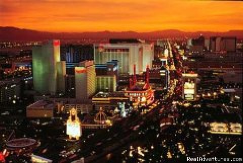 Las Vegas Strip (#5 of 9) - Las Vegas Luxury 2 Bedroom Vacation Condo