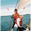 Sailing aboard a Maine Windjammer