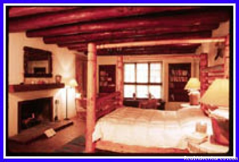 The Shaman guest room - Inn of the Turquoise Bear B&B - Santa Fe