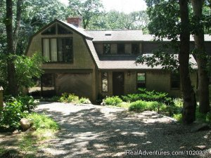 Deer Run French Country Style Farmhouse / Hot Tub Chilmark, Massachusetts Vacation Rentals