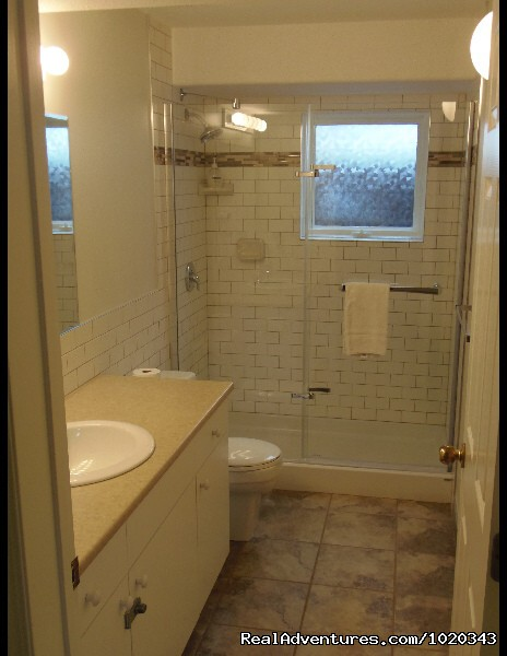 Shared Bathroom - Accommodations Jasper