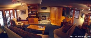 Whistler: Cedar Springs Bed and Breakfast Lodge Whistler, British Columbia Bed & Breakfasts