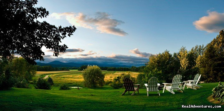 View from our property | Image #1/14 | Fryeburg, Maine  | Bed & Breakfasts | The Oxford House Inn