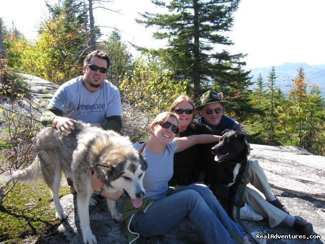 Hurricane Mountain Hike w/ the dogs | Image #14/14 | The Oxford House Inn