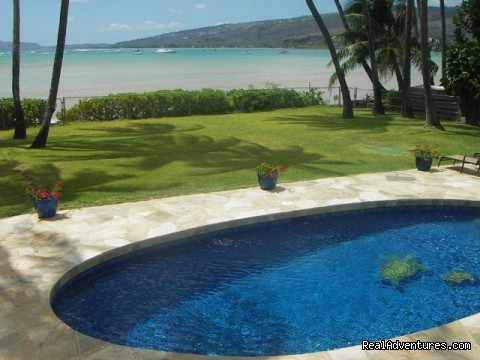 Pool at High Style House - SandSea, Inc. Vacation Homes