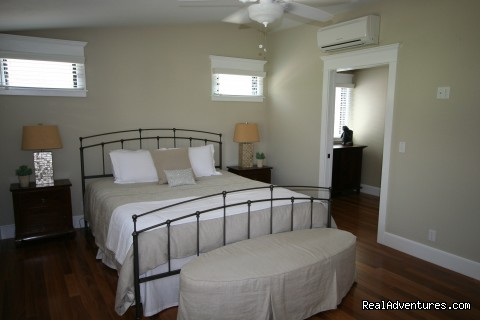 Bedroom At Diamond Head House - SandSea, Inc. Vacation Homes