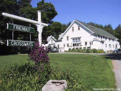 Friendly Crossways Retreat - Friendly Crossways Retreat & Wedding Venue